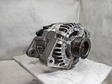 Генератор 0124325171 Opel Astra H Combo Meriva 1.2 1.4 бензин, фото 6