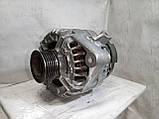 Генератор 0124325171 Opel Astra H Combo Meriva 1.2 1.4 бензин, фото 3