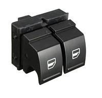 Кнопка стеклоподъёмника Volkswagen (водитель двойная)