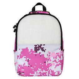 Рюкзак Upixel Camouflage-Розово-белый, WY-A021B