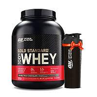 Сывороточный протеин 100% Whey Gold Standard (2270 грамм) Печенье с кремом