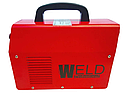 Зварювання інверторна Weld ММА-370 (колишній 330) в кейсі з електронним табло, фото 4