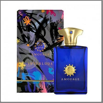 Amouage Interlude for Man парфюмированная вода 100 ml. (Амуаж Интерлюд Фор Мен), фото 2