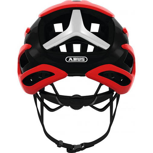 Шолом велосипедний ABUS AIRBREAKER M 52-58 Blaze Red, фото 2