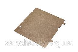 Слюда для микроволновой печи LG 3052W1M006B, 125*115 mm
