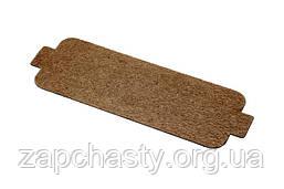 Слюда для микроволновой печи LG 3052W1M014B, 115*44 mm