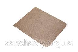 Слюда для микроволновой печи LG 3052W1M019B, 139*114 mm
