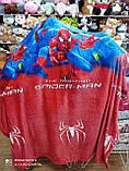 "Плед-покрывало из микрофибры ""Человек паук "" (160х210), фото 2"