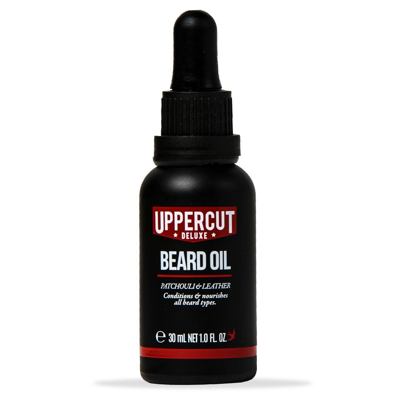Масло для бороды Uppercut Deluxe Beard Oil 30мл