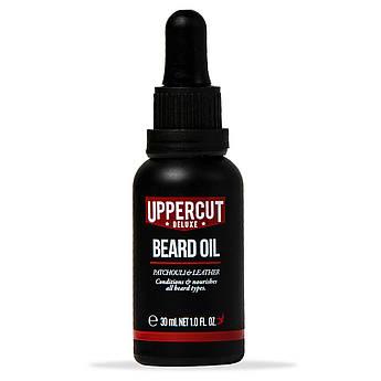 Масло для бороди Uppercut Deluxe Beard Oil 30мл