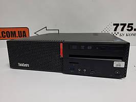 Компьютер Lenovo M700, Intel Pentium G4400 3.3GHz, RAM 8ГБ DDR4, SSD 256ГБ, Windows 10 Pro