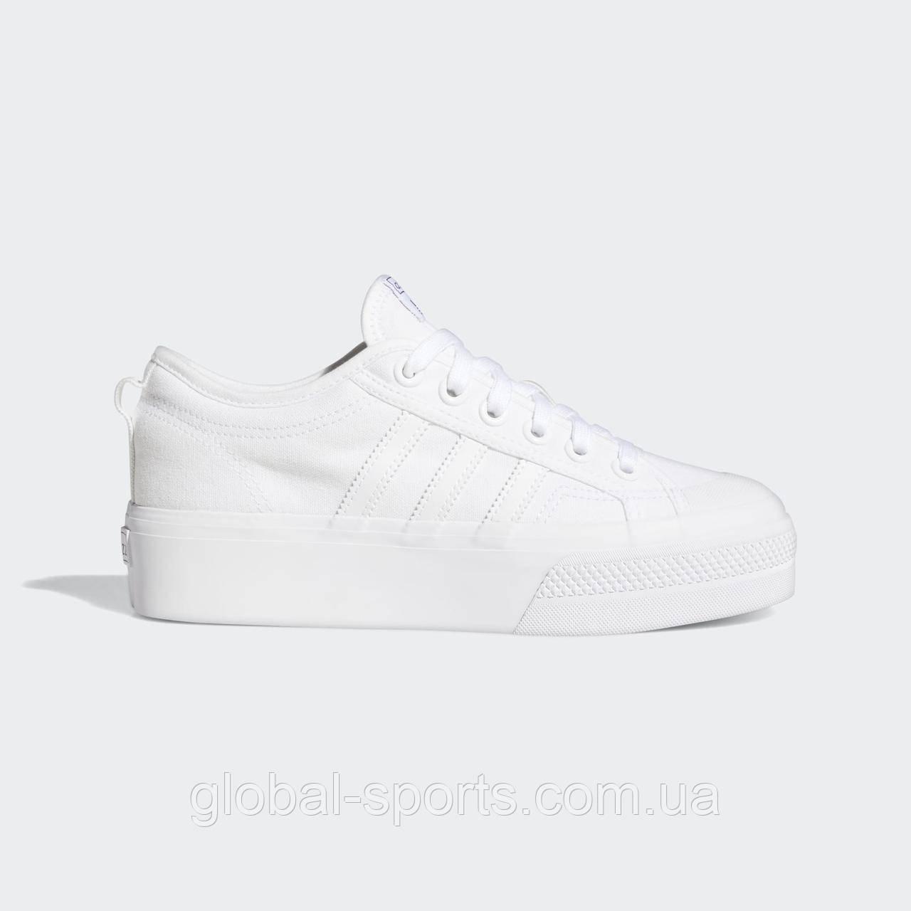 Жіночі кеди Adidas Nizza Platform W (Артикул:FV5322)