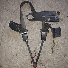 Ремни безопасности инерционные передние пара 2шт Москвич ВАЗ 2105 2106 2107 2108 2109 2110