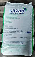 Сода харчова, бікарбонат натрію в мішках по 25кг