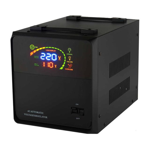 Электронный стабилизатор напряжения SDR напольный
