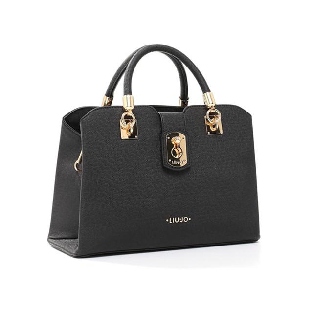 Сумка-шоппер Liu Jo Zircone black