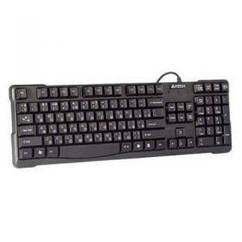 Клавиатура A4-tech KR-750-BLACK-US