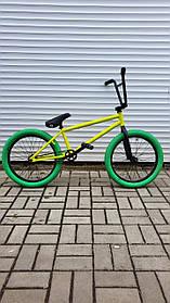 Велосипед BMX OKRUG MODEL T BLACK EDITION
