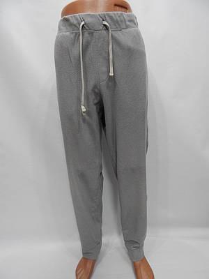 Мужские домашние теплые брюки ST-3 003MDB р.50-52