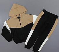 Трикотажний костюм-двійка для дівчаток, фото 1