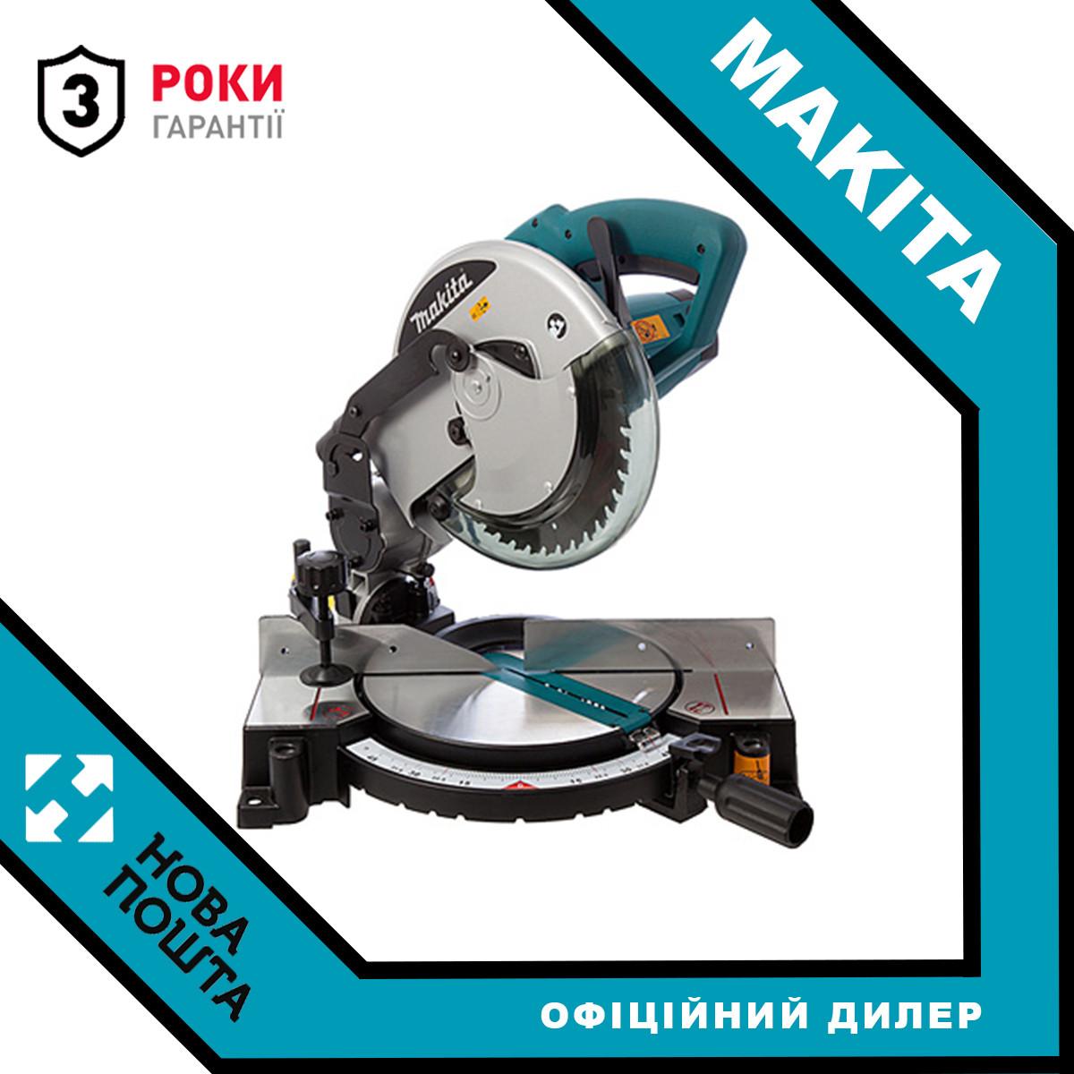Торцювальна пила Makita MLS100N + пильний диск по дереву!