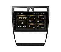 Штатная магнитола Incar DTA-1570 для Audi Allroad 2000-2006 Android 10