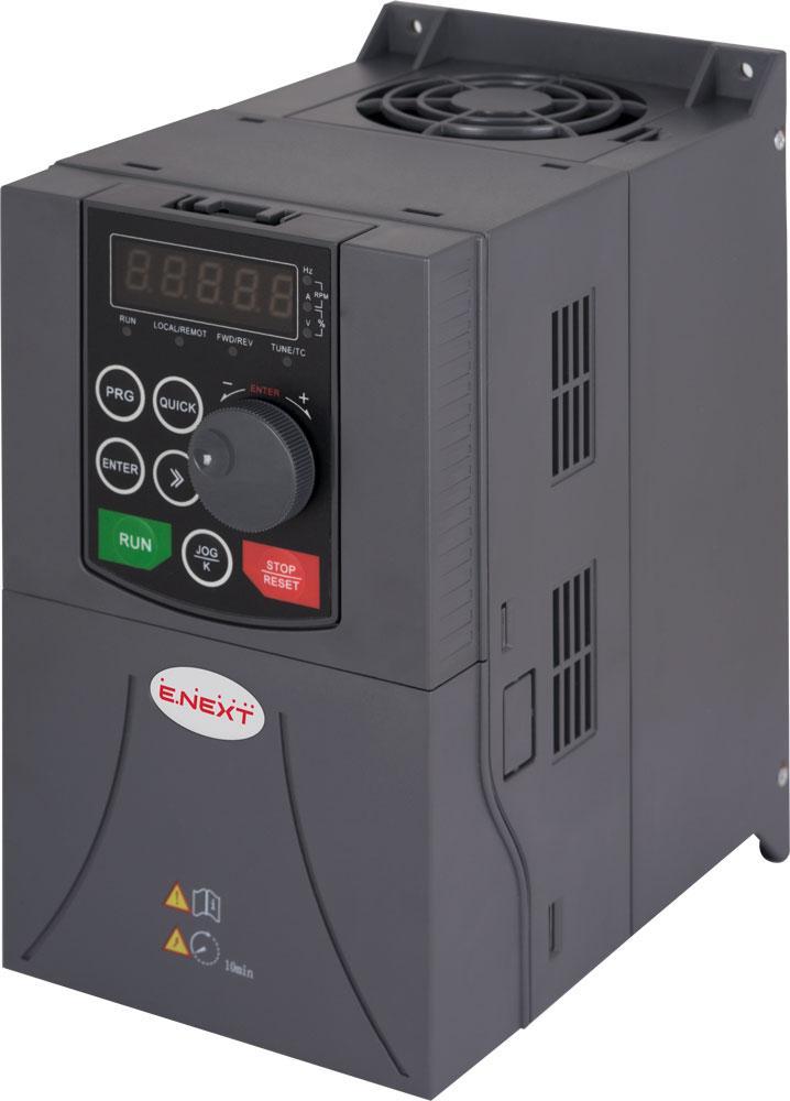 Преобразователь частоты e.f-drive.pro.4R0 4кВт 3ф/380В