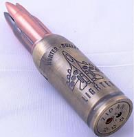 Зажигалка газовая Разрывная пуля