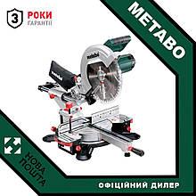 Пила торцювальна Metabo KGS 305 M (619305000) +Пильний диск по дереву!