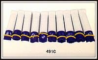 Набор щипцов с гладкими краями для декора края торта из мастики маленькие, фото 1