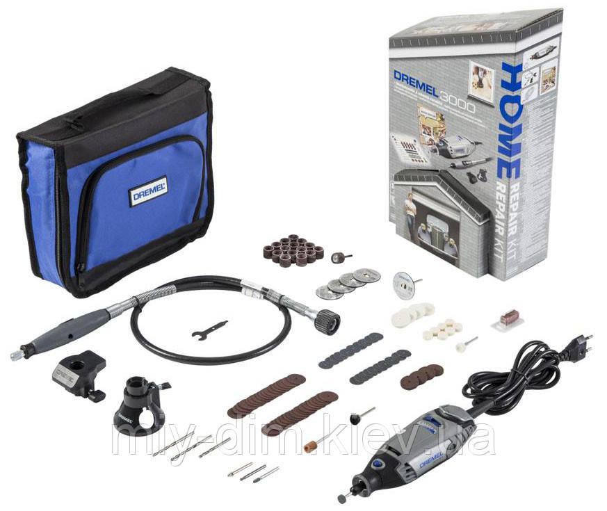 Набір DREMEL 3000 Xmas F.013.300.0LG багатофункціонал. д/домашнього ремонту