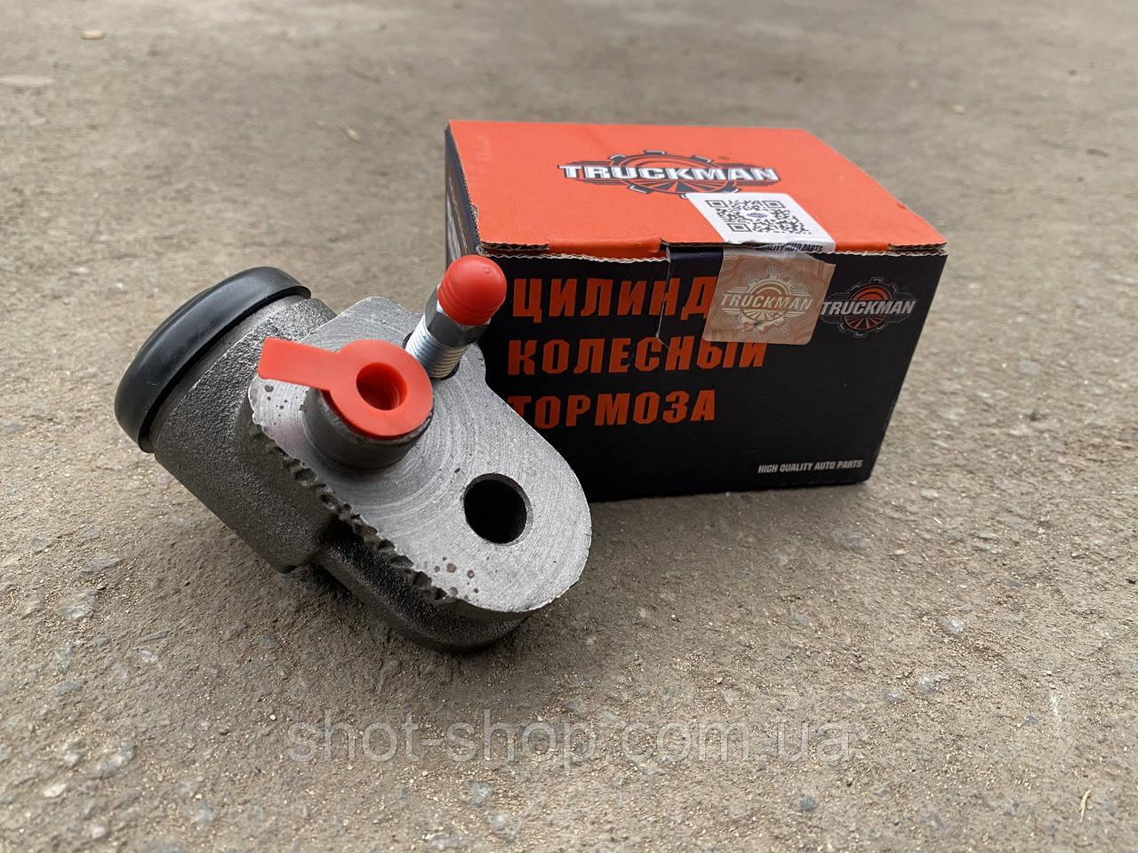 Цилиндр тормозной передний правый ( пр-во Truckman) УАЗ 452.469