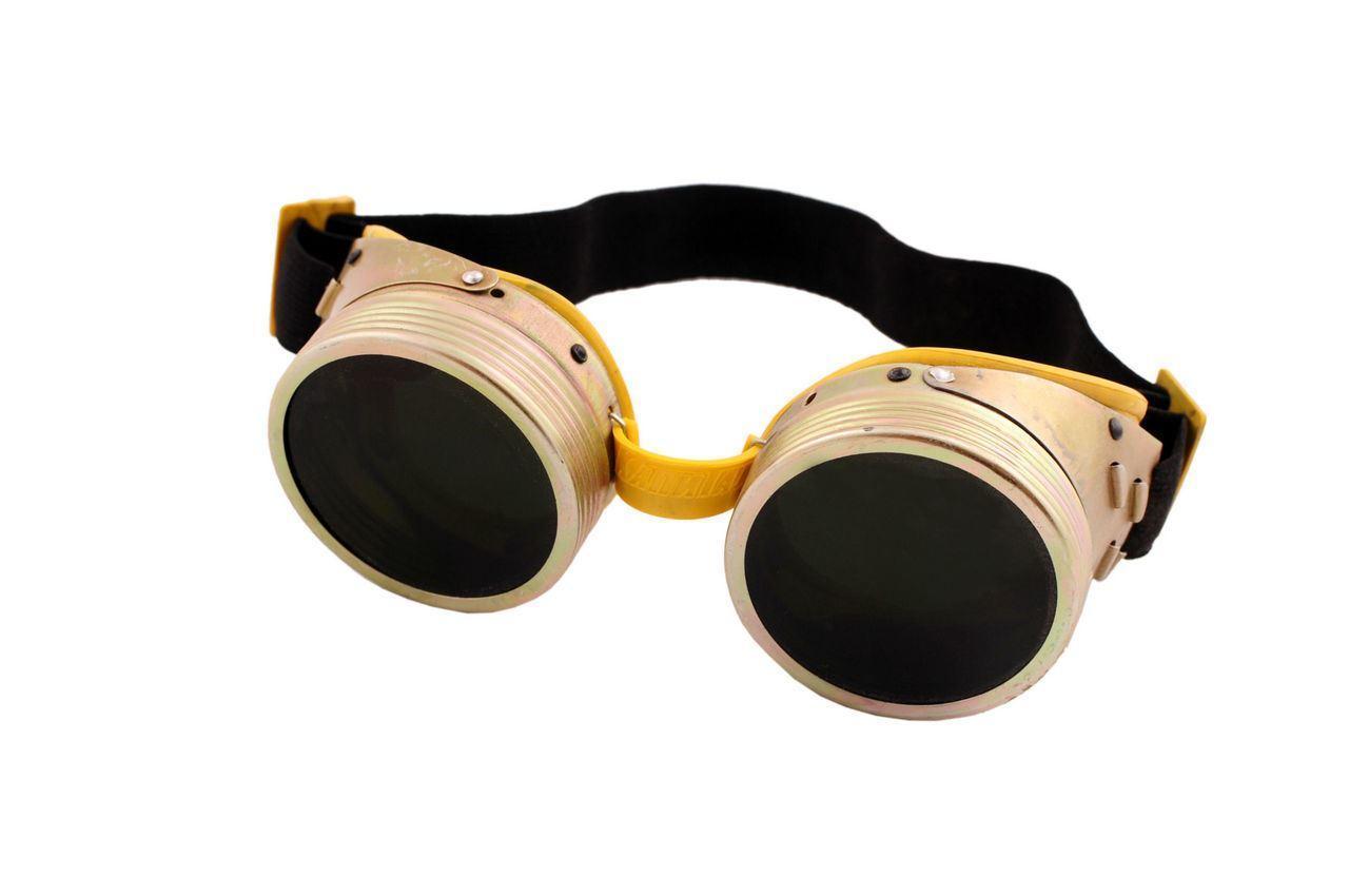 Зварювальні окуляри Vita - рибка ЗНР Р-3 металеві