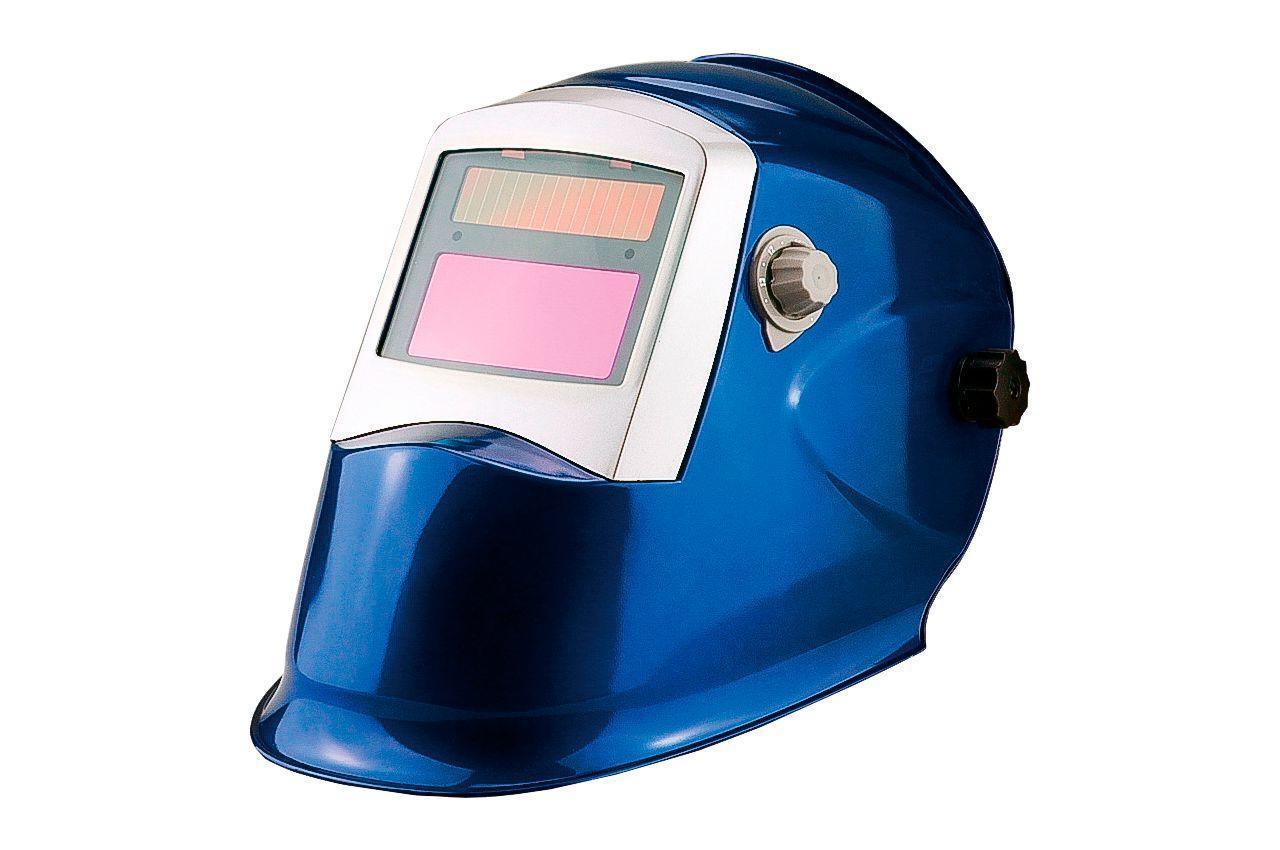 Маска зварювальна Vita - хамелеон WH 8512 синя