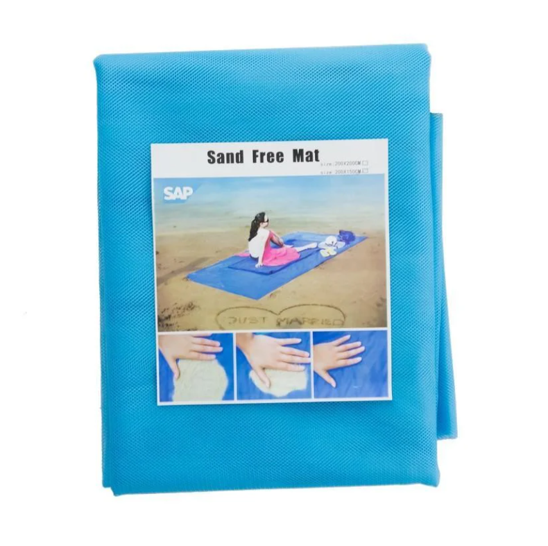 Коврик пляжный Sand Free Mat 2 x 1,5 м антипесок
