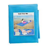 Коврик пляжный Sand Free Mat 2 x 1,5 м антипесок, фото 1