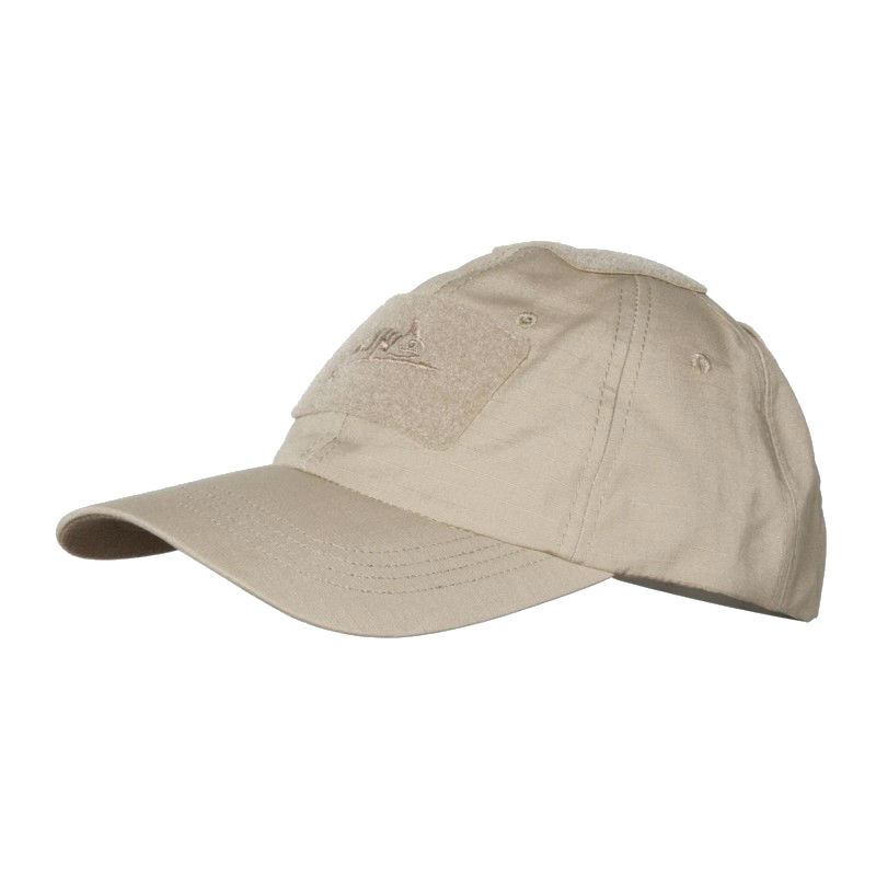 Бейсболка Helikon - Khaki (Cotton Ripstop)