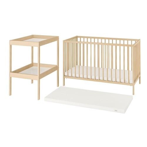 Набір дитячих меблів SNIGLAR