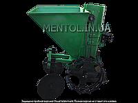 Картофелесажалка ZV КСН-1 (34 л, цепная, без транспорт. колес), фото 1
