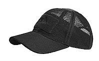 Бейсболка Helikon Mesh - Black Drab, фото 1