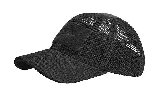 Бейсболка Helikon Mesh - Black Drab