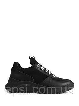 Кроссовки женские Barbilioni Caisy черные 39