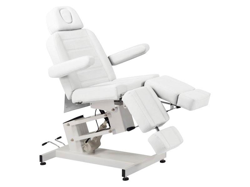 Кушетка косметологическая педикюрная для салона красоты универсальное педикюрное кресло-кушетка для тату 3706