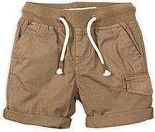 Тонкие детские шорты для мальчика 1-2 года, 74-92 см Minoti, 74-80 см
