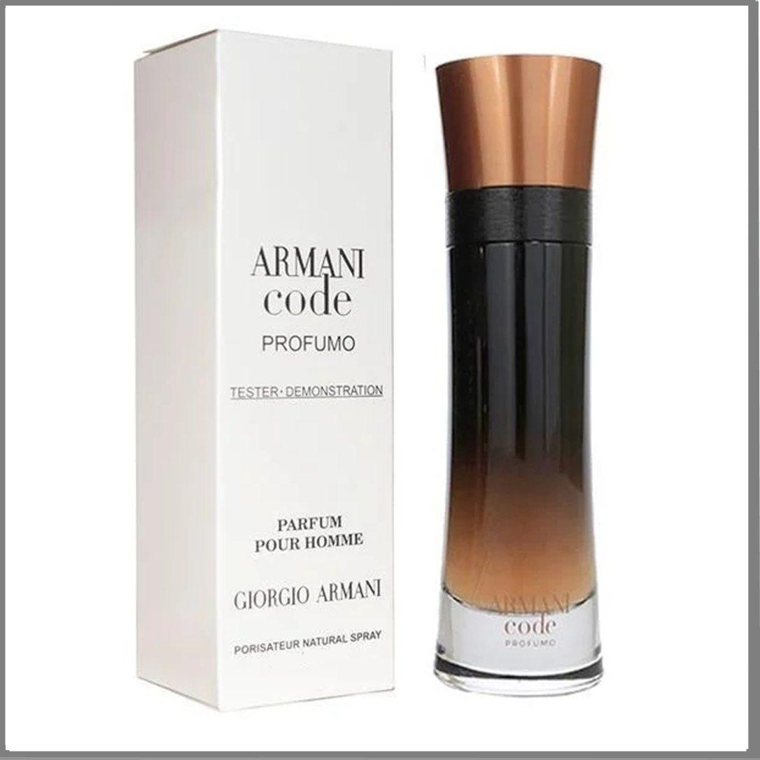 Giorgio Armani Code Profumo парфюмированная вода 110 ml. (Тестер Армани Код Профумо)