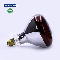Лампа инфракрасная TUNGSRAM 250Вт, 250R/IR/R/E27 240V, фото 1