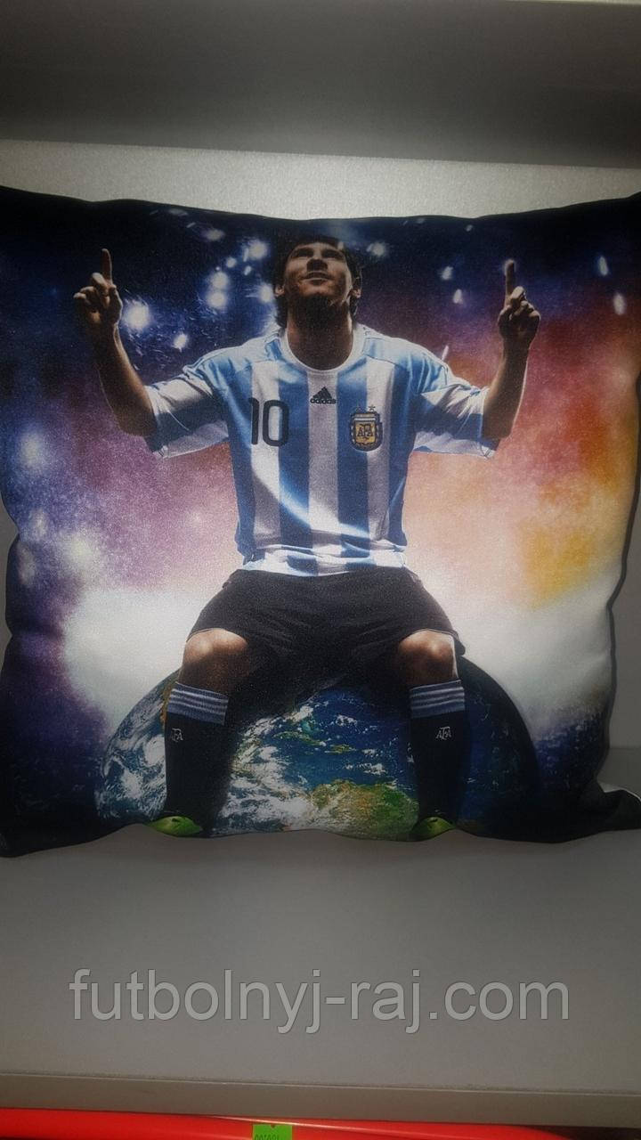Подушка ФК Барселона Messi