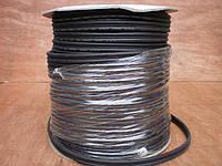 Акустический аудио-видео кабель 40*0,10мм+105*0,10мм