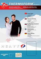 Термокофта с длинным рукавом унисекс Thermoform TM, термобелье для мужчин и женщин