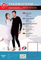 Термобелье для мужчин и женщин Thermoform TM, комплект термобелья унисекс